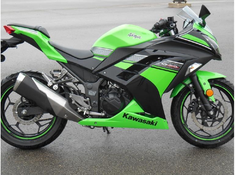 2013 Kawasaki Ninja® 300