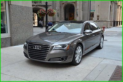 Audi : A8 L 3.0T 2013 l 3.0 t used 3 l v 6 24 v automatic awd sedan bose premium
