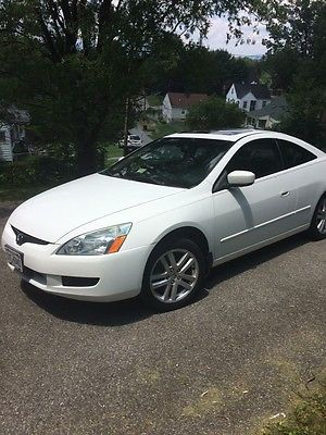 honda accord coupe 2004 cars for sale. Black Bedroom Furniture Sets. Home Design Ideas