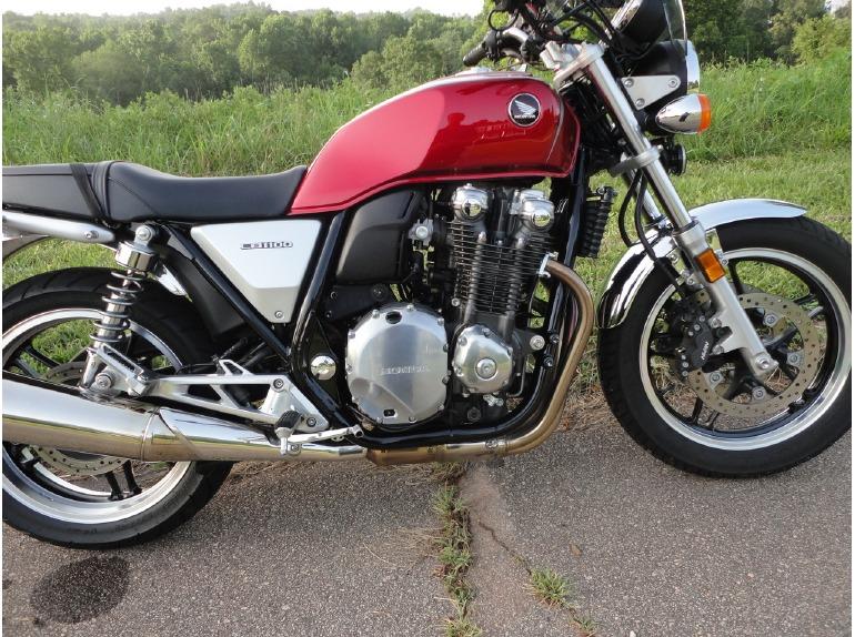 Honda cb1100 motorcycles for sale in easley south carolina for Honda easley sc