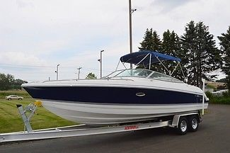 2004 F0RMULA 260 BOWRIDER, 26FT, MERC 6.2L MPI 320HP, FULL ENCLOSURE, W/ TRAILER