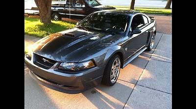 Ford : Mustang Mach 1 2004 ford mustang mach 1 shadow grey