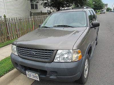 Ford : Explorer 2004 ford explorer 4.0 l v 6 automatic runs and drivable original owner