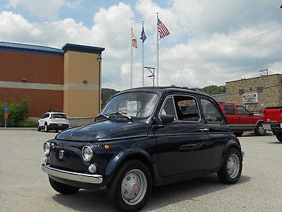 Fiat : 500 coupe 1970 fiat 500 l
