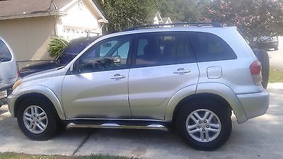 Toyota : RAV4 2WD FULLY LOADED TOYOTA RAV4 2002
