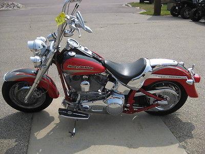 Harley-Davidson : Other 05 harley davidson cvo fatboy