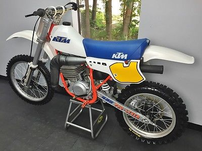 KTM : Other 1984 ktm 495 mx