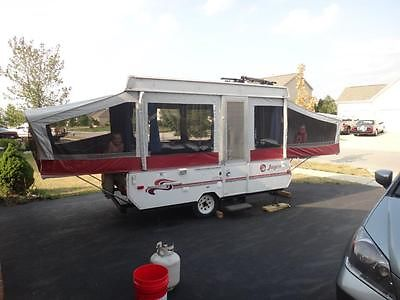 1995 Jayco Series 10 Pop Up Camper