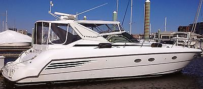 1997 Trojan 440 Express, Cats, bow thruster, updates,seller relocated must sell!