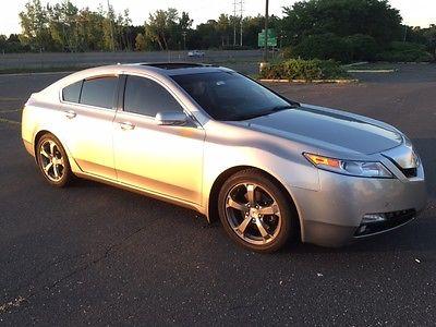 Acura : TL SH-AWD Sedan 4-Door 2010 acura tl sh awd sedan 4 door 3.7 l