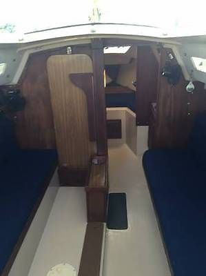 Catalina 25 Sailboat Swing Keel Boats for sale