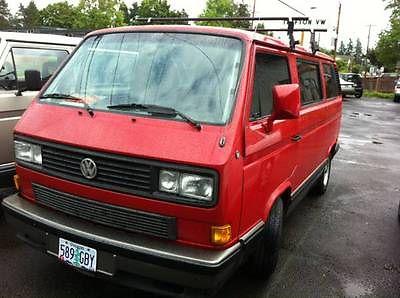 1991 Volkswagen Vanagon Cars For Sale
