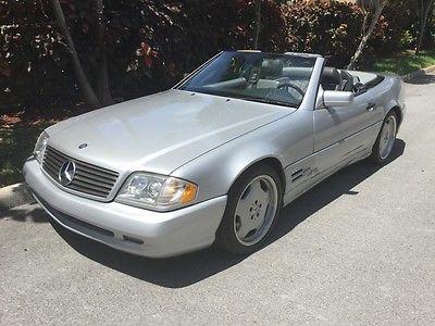 Mercedes-Benz : SL-Class SL600 Sport SL600 Super Rare Only 69K Miles No Reserve - Sport - FLORIDA - FL Car
