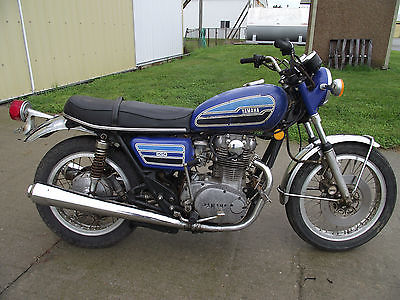 1976 yamaha xs 650 motorcycles for sale