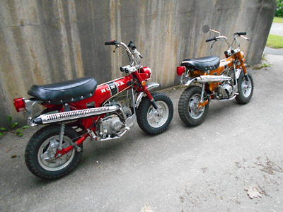 Honda : CT 1970 72 honda ct 70 s