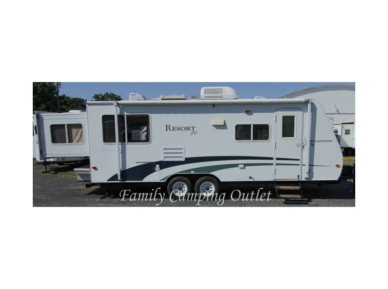 2005 Fleetwood Resort Ext Rvs For Sale