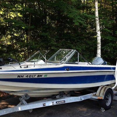 1988 Galaxie Bowrider Powerboat