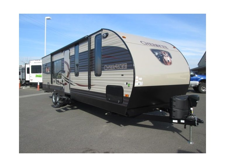 2016 Forest River CHEROKEE 274RK Rear Kitchen /