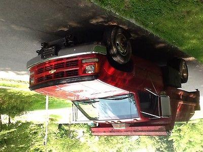 Chevrolet : C/K Pickup 3500 Mason dump 4 wheel drive 1999 chevrolet k 3500 base standard cab pickup 2 door 5.7 l