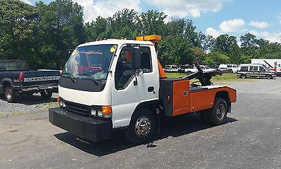 Isuzu : Other Base 1997 isuzu npr tow truck