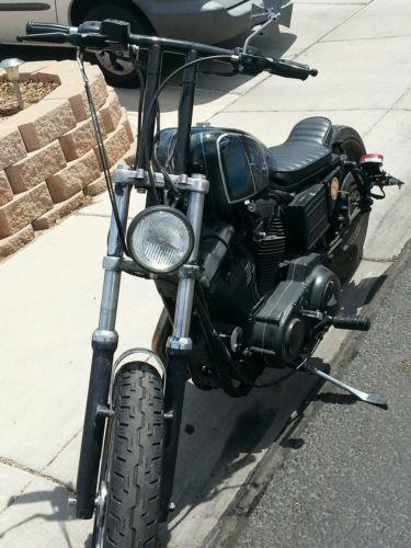 Harley-Davidson : Sportster Custom 2001 Harley Sportster 1200 Bobber Chopper