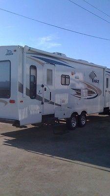 2010 Jayco Eagle 320-RLDS 35' Camping Travel Trailer