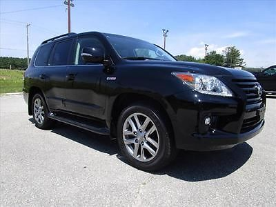 Lexus : LX Base Hennessey 500 Horsepower Limited Edition #5 of #100 built, PRISTINE