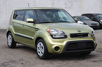 Kia : Soul Only 28K Bluetooth Automatic Clean Low Miles Great on Gas Rebuilt Forte 10 11 12