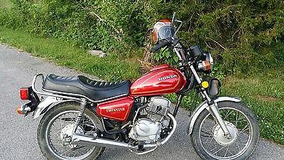 EXHAUST VALVE 1980 HONDA CM200T CM 200 T 80