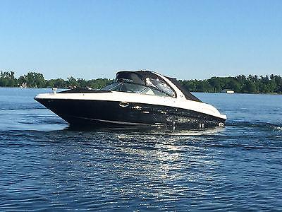 2007 29' Sea Ray - 290 Select SLX