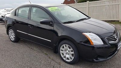 Nissan : Sentra 2.0 S  ONE OWNER, NO ACCIDENTS power auto cd cruise fwd bluetooth aux usb ONE OWNER
