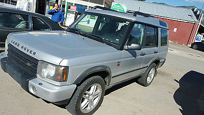 Land Rover : Discovery SE7 Land Rover Discovery SE7  2004 with jump seats