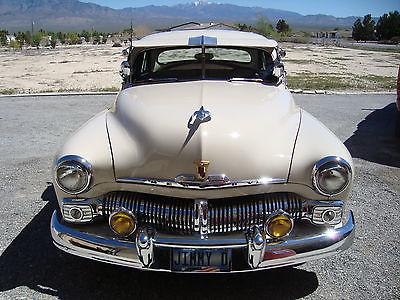 Mercury : Other 1950 mercury 4 door sedan
