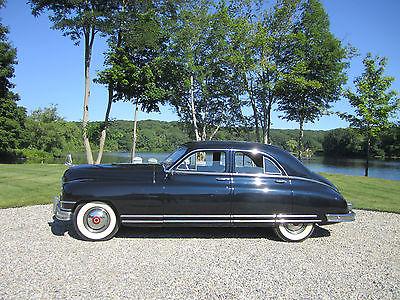 Packard 4 door 1949 packard super eight