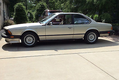 BMW : 6-Series Base Coupe 2-Door 1985 bmw 635 csi base coupe 2 door 3.5 l