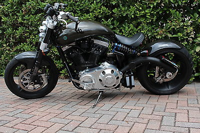 Other Makes : Hellcat 2006 confederate hellcat motorcycle
