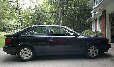 Audi : 90 1991 AUDI COUPE QUATTRO CQ 1991 audi coupe quattro 2.3 l l 5 pfi dohc 20 v original