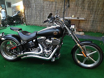 2011 harley davidson softail rocker c motorcycles for sale. Black Bedroom Furniture Sets. Home Design Ideas