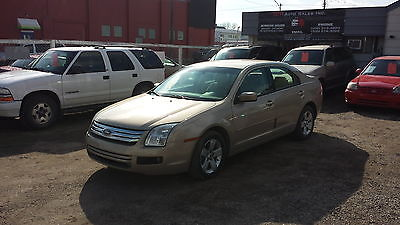 Ford : Fusion 2007 ford fusion very low mileage mechanically sound