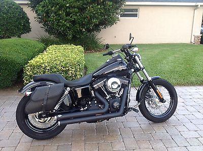Harley Davidson Fxdbp103 Dyna Street Bob Motorcycles for sale  Harley