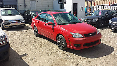 Ford : Focus ST ford focus st, fast car, sport car, manual trans., aftermarket rims