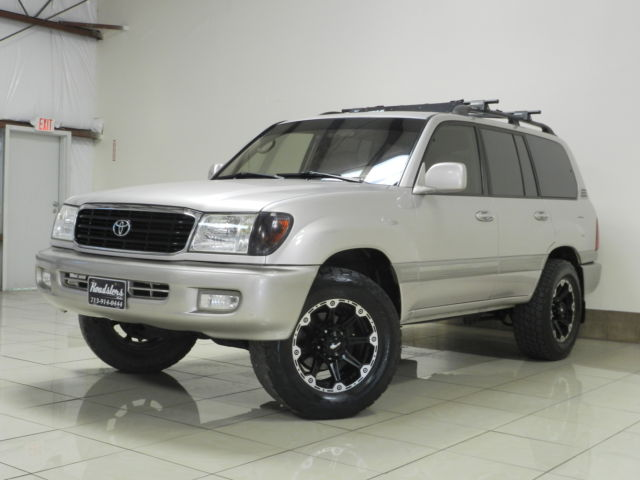 Toyota : Land Cruiser 4dr 4WD TOYOTA LAND CRUISER 4WD LOCK DIFFRENTIAL TOW SUNROOF CLEAN MUST SEE
