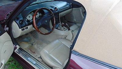 Mazda : MX-5 Miata 2 DR ROADSTER 2000 mx 5