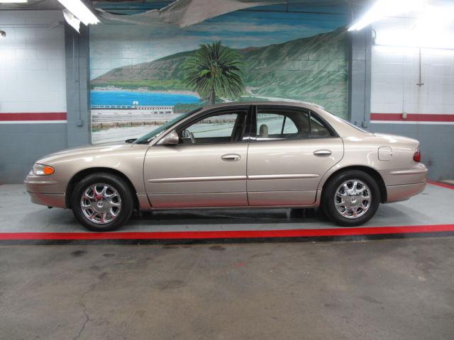 Buick : Regal LS 2002 buick regal ls outstanding 100 carfax so california zero rust
