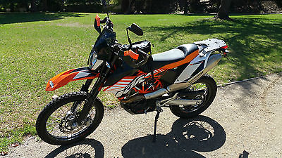 KTM : Other 2012 ktm 690 enduro r with extras