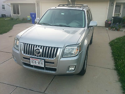Mercury : Mariner Hybrid 08 mercury mariner suv hybrid priced to sell over 30 mpg s