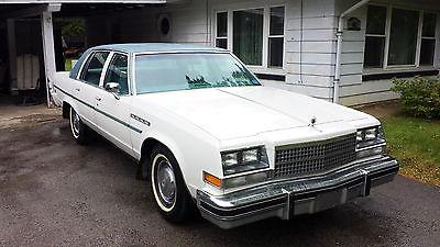 Buick : Electra Limited 1978 buick electra limited 4 door 32 k barn find nr