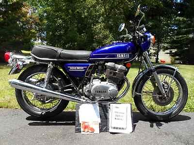Yamaha : Other LOW MILAGE UNRESTORED RUNNER ALL ORIGINAL