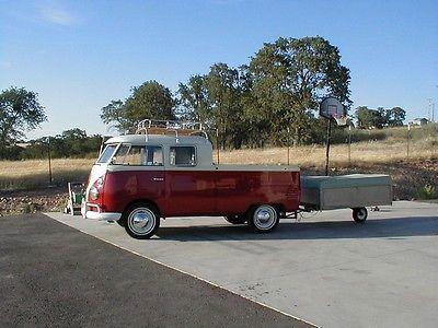 Vintage Heilite Camping trailer. foldup. 1957