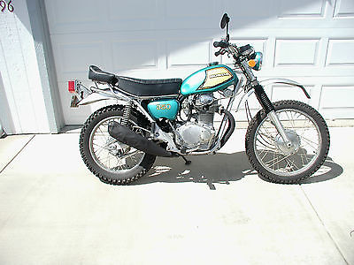 Honda : Other 1973 honda sl 350 k 2 original owner 3 470 original miles new tires battery